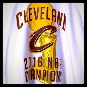 Cavaliers 2016 NBA Champions warm-up jacket, 4XL